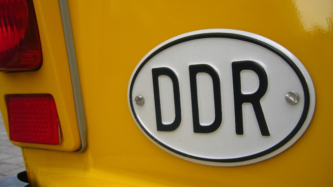 DDR Schule Schulsystem