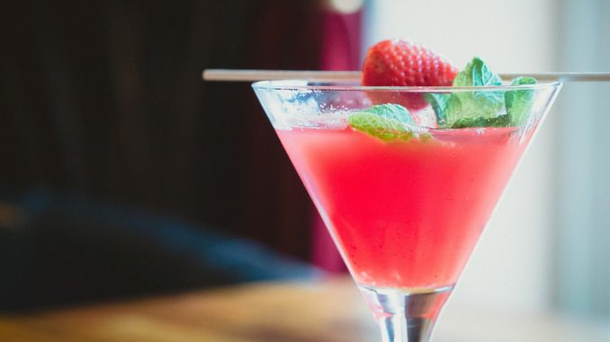 Schwangerschaft - Alkoholfreier Cocktail für werdende Mütter