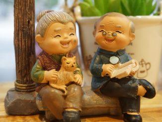 Übernachtung bei den Großeltern