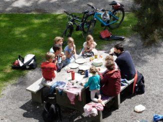 Ausflüge mit Kindern in die Natur