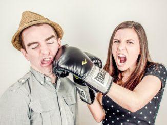 Streit unter Freunden