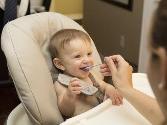 Babykost ab dem 5. Monat