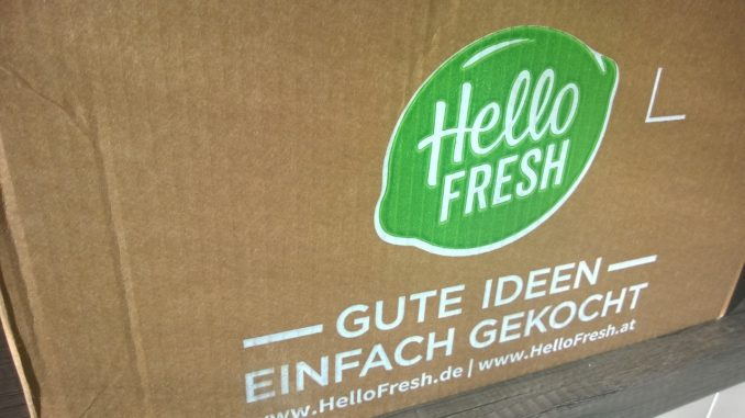 hello fresh kochbox vegetarisch