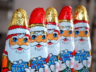 Nikolaustag Der Nikolaus