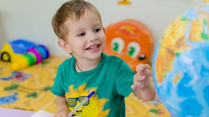 Englisch für Kinder - Fremdsprachen im Kindergarten