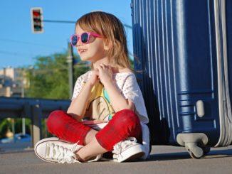 Reisen mit Kleinkind
