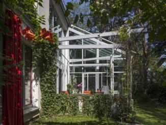 Wintergarten oder Veranda