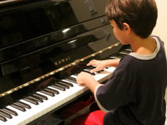 Klavierunterricht: Als Kind Klavier lernen