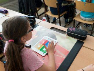 Digitalisierung der Schulen