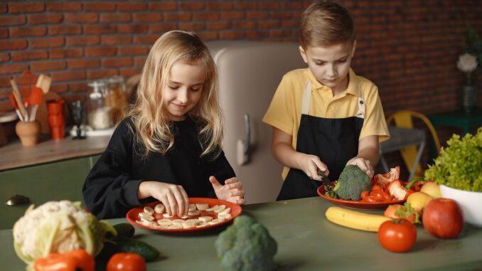 Kindgerechte Küche