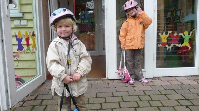 Der erste Kita - Kindergartentag - das sollte man wissen