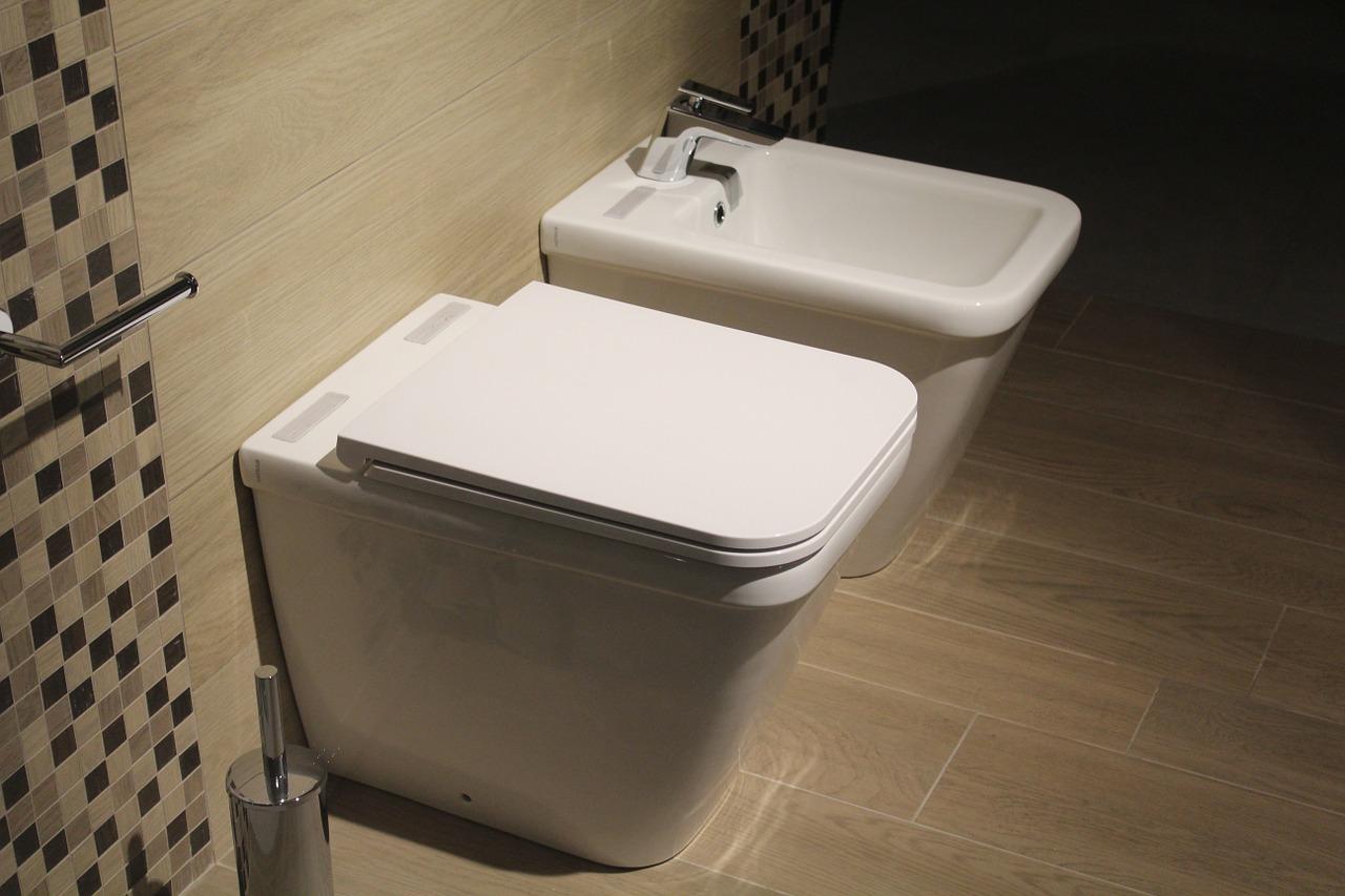 Bidet statt Toilettenpapier