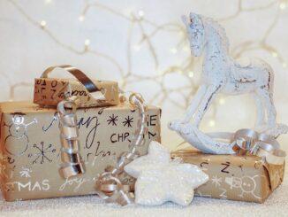kreative Weihnachtsgeschenke für Kleinkinder und Babys