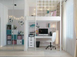 Wie gestalte ich ein kleines Kinderzimmer?