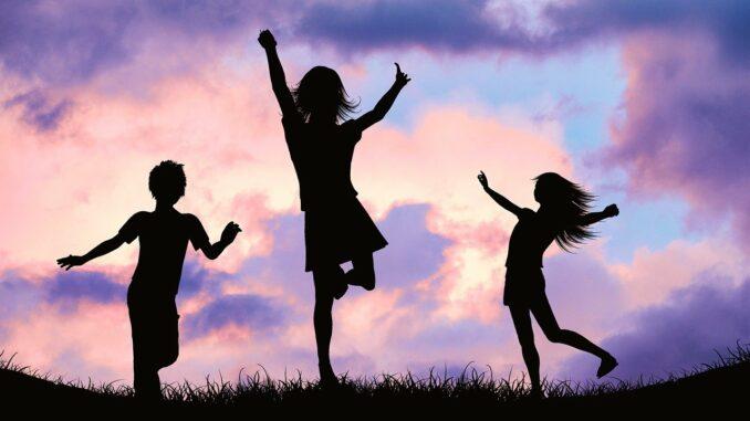 Warum sollten Kinder tanzen?