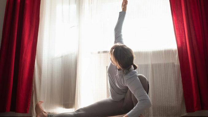 Sport zu Hause - Wie man auch langfristig motiviert bleibt