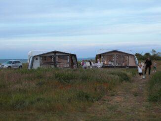 Camping mit Kindern in Deutschland - Zelten