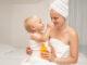 Schutz für Kinderhaut bei kaltem Wetter – Cremes und Lotionen