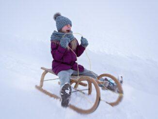Wintersport mit Kindern: mit Sicherheit ein freudiges Erlebnis