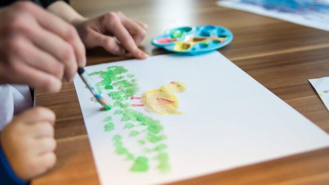 Kinderkrippe: Vor- und Nachteile