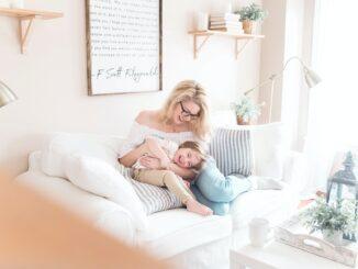 7 Einrichtungstipps für ein schönes Zuhause mit Kindern