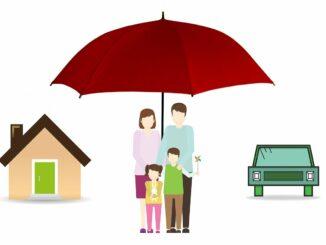 Risikolebensversicherung Familien