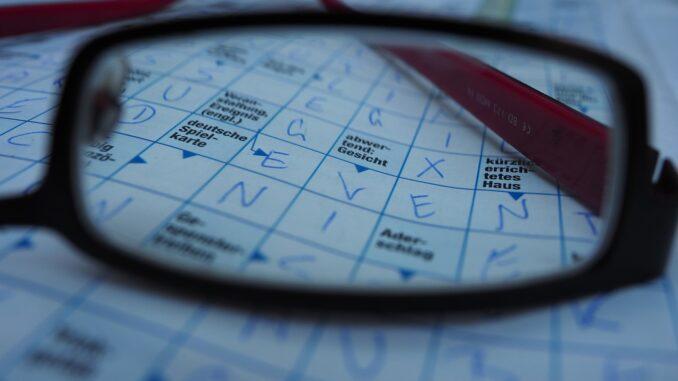 Kreuzworträtsel: Wissen testen und weiterbilden