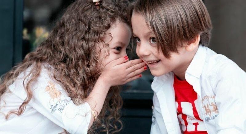 Kinder brauchen Freunde