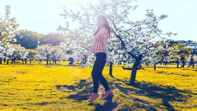 Parfum, Deo und Geruchsempfindlichkeit in der Schwangerschaft