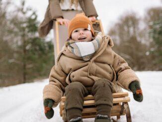 Kinderschlitten: Schlitten für Kinder, was sollte man wissen