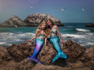 Arielle und Co.: Sommermode ist Meerjungfrauenmode