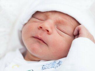 Schlaf ist wichtig für ein Baby